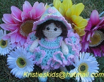 Loveable Libby Fairy Crochet pattern