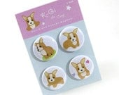 Corgi Magnets - K-Gi the Corgi MAKG001