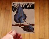 SALE - Mama Feed Me - note card