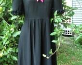 Absolutely Gorgeous Stunning Handmade 1930s 40s Dress so sweet Lolita