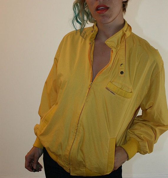 Vintage 80s Cutty Sark Scotch Windbreaker Jacket