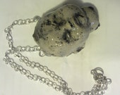 RESALE: Ugly Shyla's Decayed Dolly Head Necklace