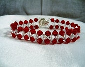 Scarlet Brilliance Bracelet by Diana