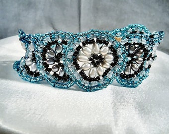 Radiant Weave Bracelet by Diana
