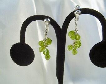 Foxy Lime Earrings by Diana