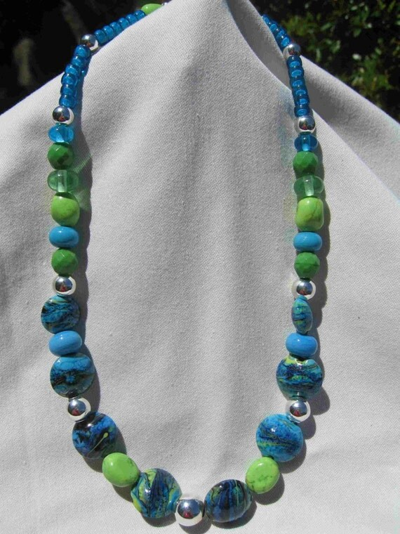 California Dreaming Necklace by Diana