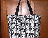 Three Stooges Tote Bag