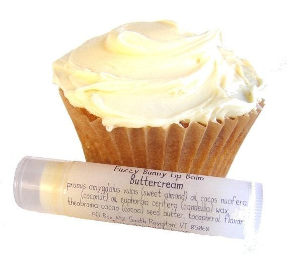 Buttercream Lip Balm
