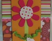 Floral Friend Card