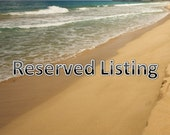 RESERVED LISTING FOR JMO1380