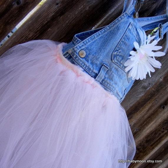 Overall Princess Tutu Overalls size 3T
