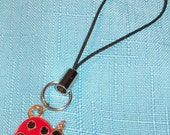Ladybug Purse Charm