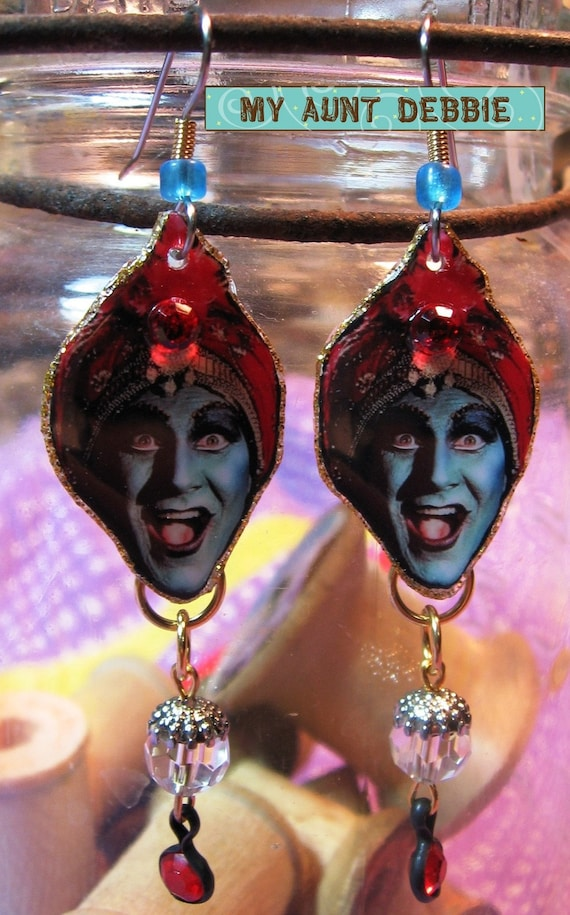 Special order Jambi Earrings for lisaolver
