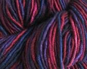 Self striping yarn deepest