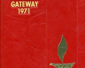 1971 Simpson Bible College Yearbook For Altering