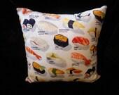 Fun, Unique Sushi Pillow - Small