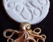 Large OCTOPUS  CNS polymer clay mold