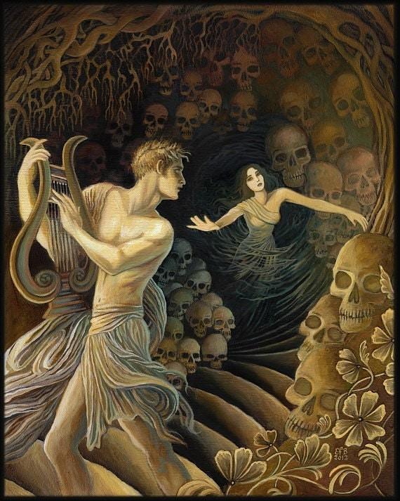 Thespian Speak: Orpheus and Eu...