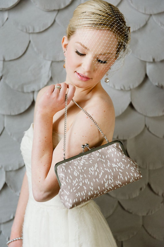 Design your own clutches for bridesmaids gifts personalized clutches - XL Frame Clutch