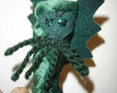 Cthulhu Finger Puppet (imperfect)