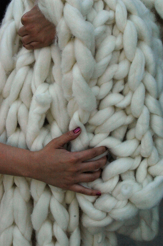 Giganto-Blanket, Laura Birek