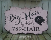VINTAGE BUSINESS SIGN, Craft Vendor Sign, Vintage Advertising, Hand Painted Sign, No Vinyl, Shabby Chic Business Sign, Home Office Sign
