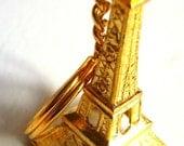 Japanese Eiffeltower keyring