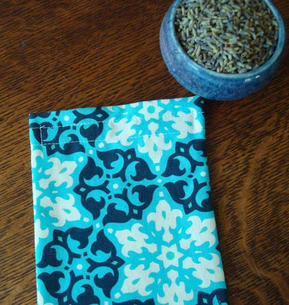 Eco Friendly Lavender Dryer Bag with Lavender - Snowflake Style