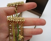 bee-autiful springtime bracelet