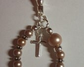 Rosary reminder clip