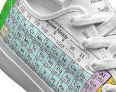 Periodic Table of the Elements Mens's Sneakers