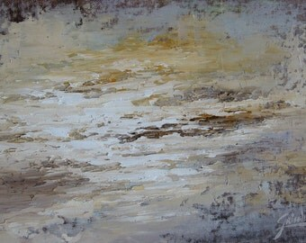 Modern Contemporary Abstract.  Original Oil Painting. by Griselda Tello.