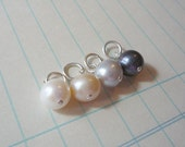 Add a Charm - Fresh Water Pearl Your Choice of Color