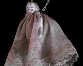 Antique Doll Necklace