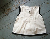 pin-tuck pinafore . featured in small magazine