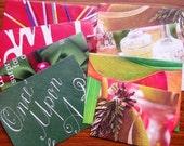 Handmade Envelopes - Grab bag of 21