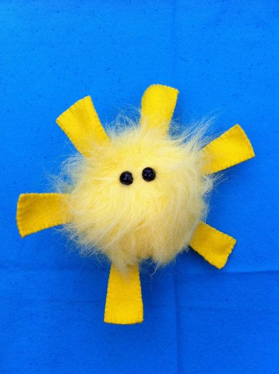 kittys little summer sun puff
