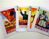 Imported Mao Zedong Playing Card Cards