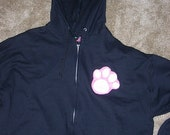 The PURRfect Custom Hoodie for KittyChat RESERVED