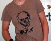 Best Friends Skull T-Shirt
