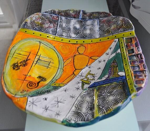 ART Serving bowl/ platter