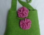My First Felted Handbag Pattern