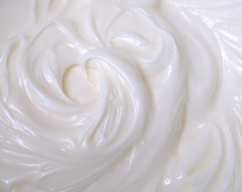 4 oz Double Butter Body Cream custom scented