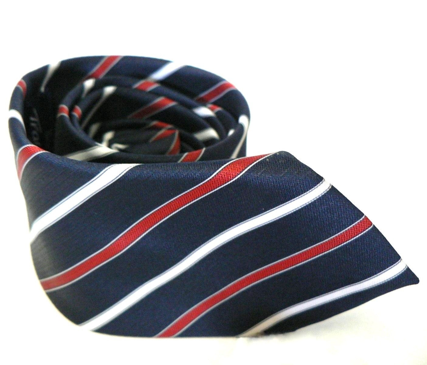 Naturalizer Navy Blue Tie Up Shoes