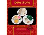 Amigurumi Dim Sum Crochet Pattern Collection PDF