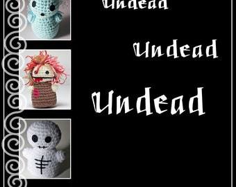 Amigurumi Undead Pattern Collection PDF
