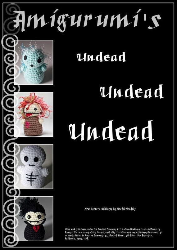 Amigurumi Undead Pattern Collection PDF