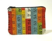 Small pouch---Measuring tapes