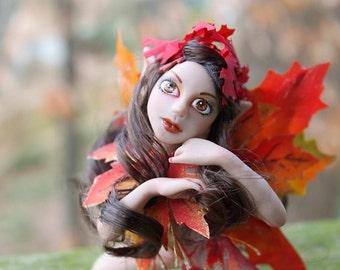 Autumn Myxie Sculpture