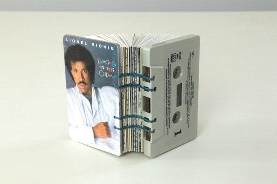 Lionel Richie Cassette Tape Blank Book / Journal